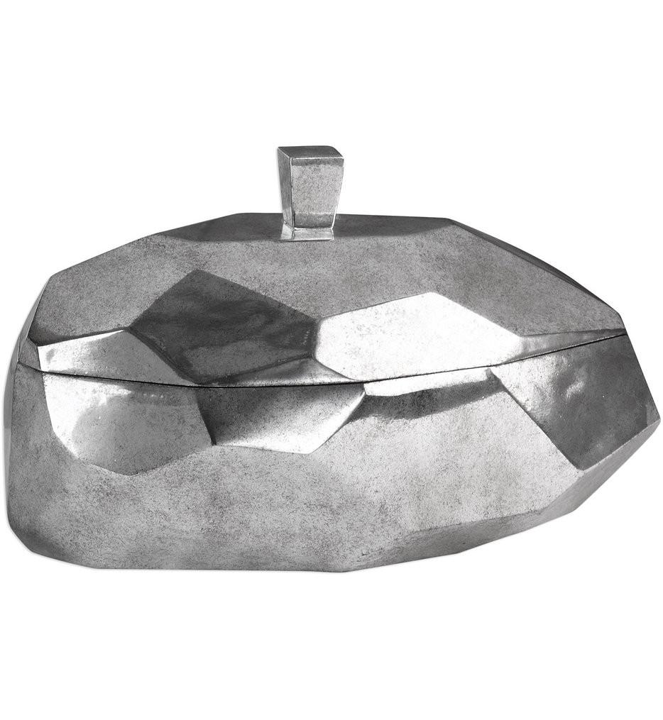 Uttermost - 18719 - Uttermost Minta Silver Box