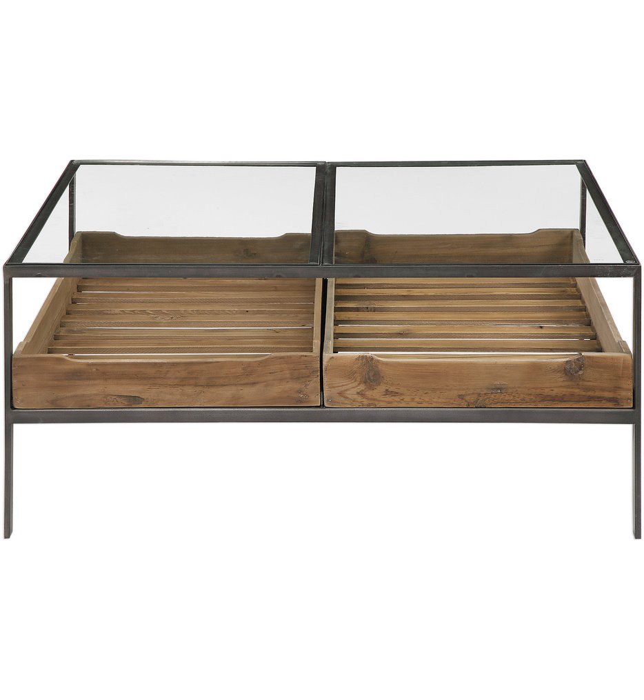 Uttermost - 24855 - Uttermost Silas Coffee Table