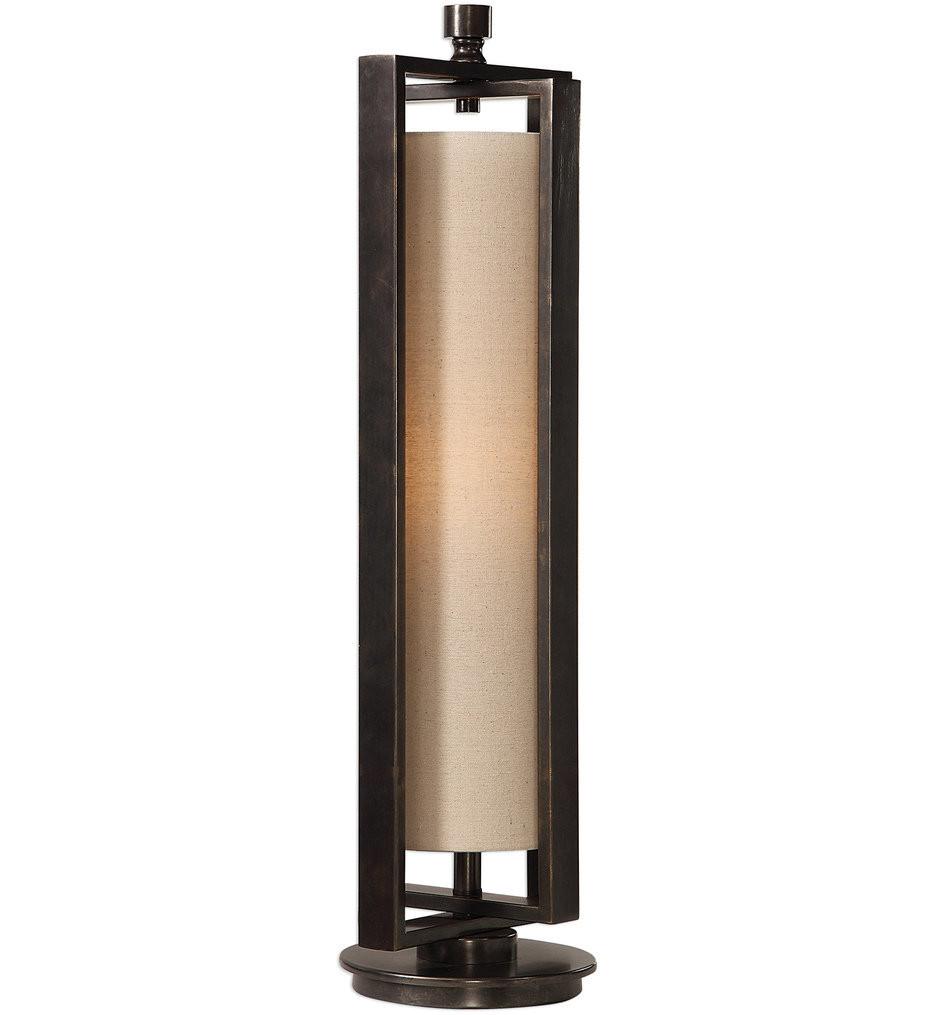Uttermost - 29664-1 - Uttermost Lanier Gun Metal Accent Lamp