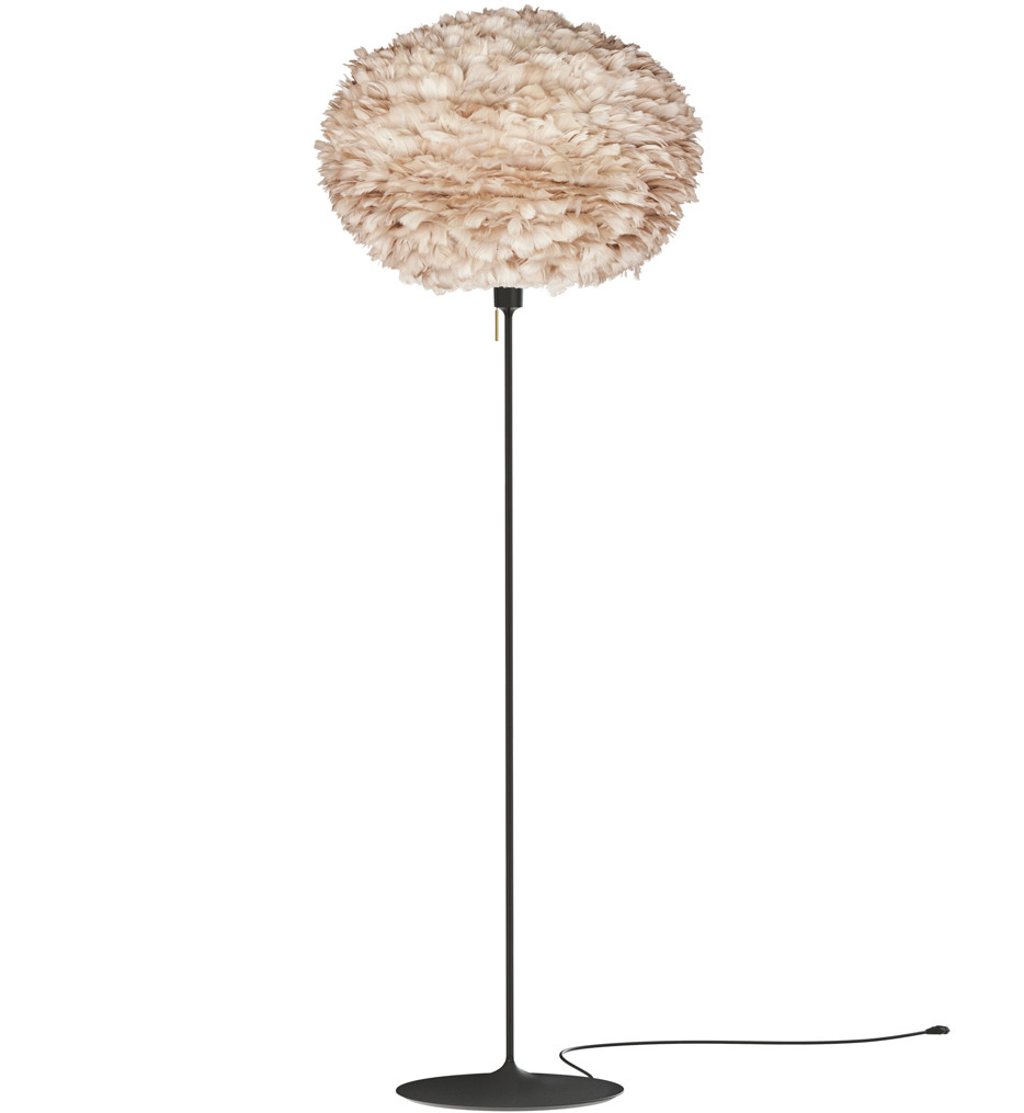 Umage - Eos Large Champagne Floor Lamp