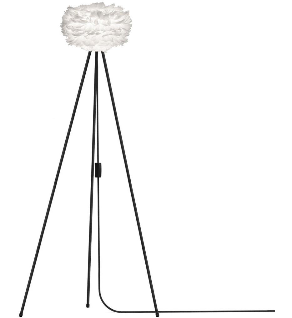 Umage - 3001_4012 - Eos Mini Matte Black Floor Lamp