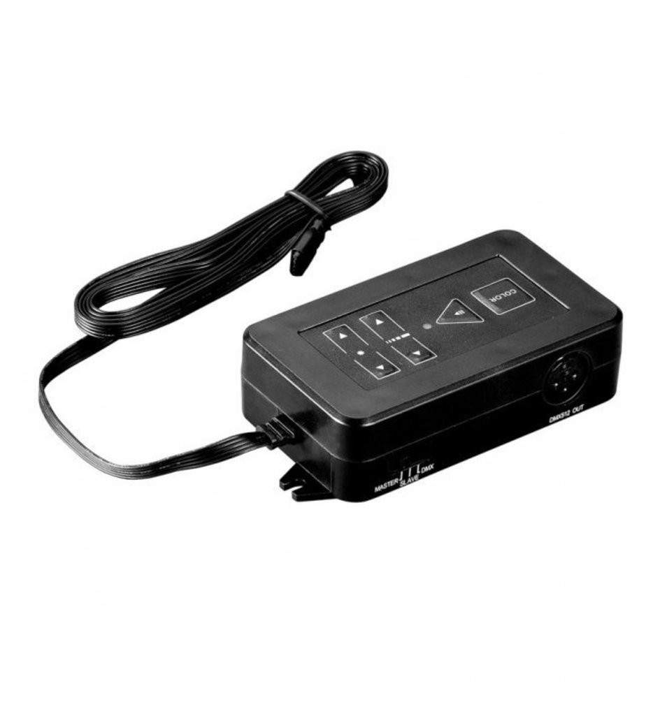 WAC Lighting - LED-TC-CTR-MSD - Master Controller for InvisiLED RGB Tape Light