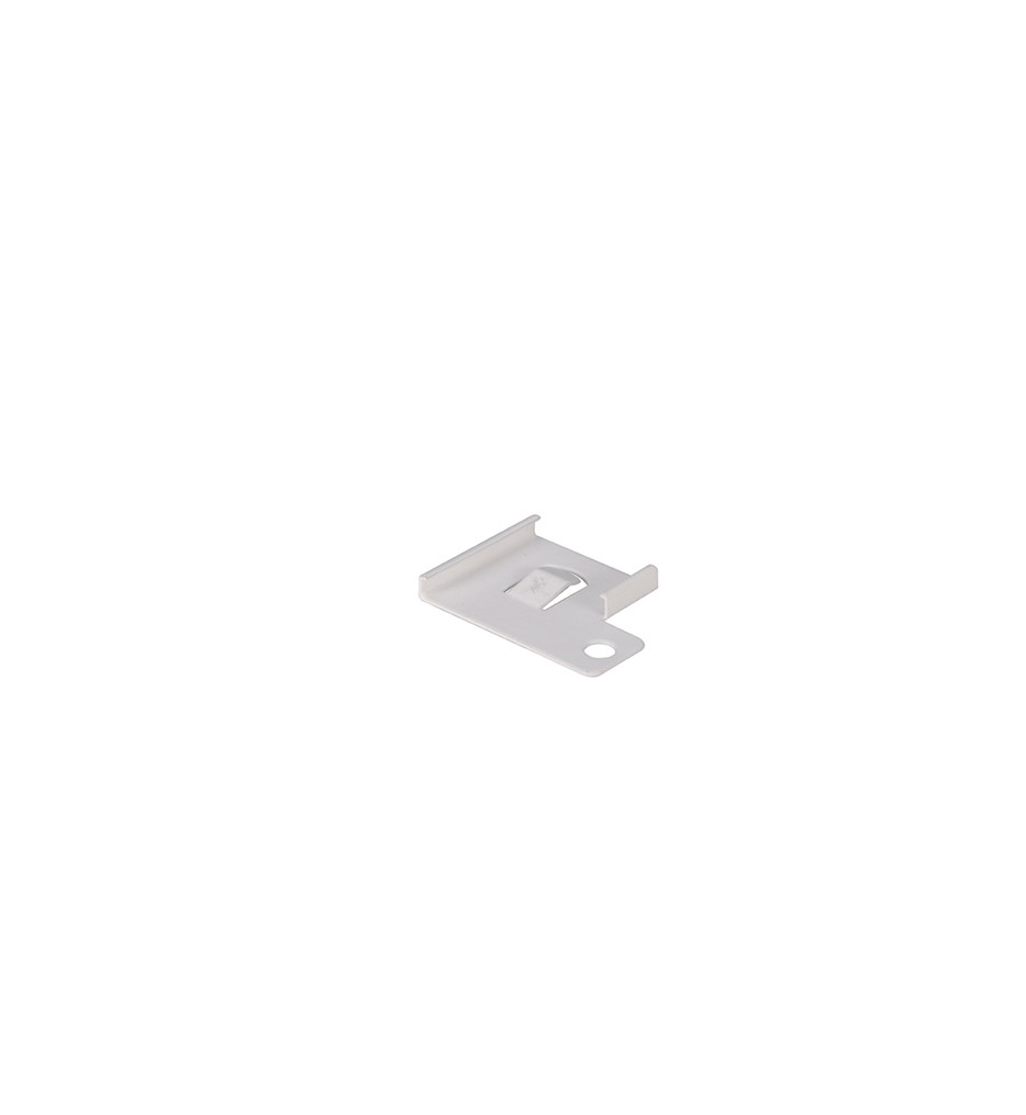 WAC Lighting - SL-C1-WT - Straight Edge Clip 1 Metal