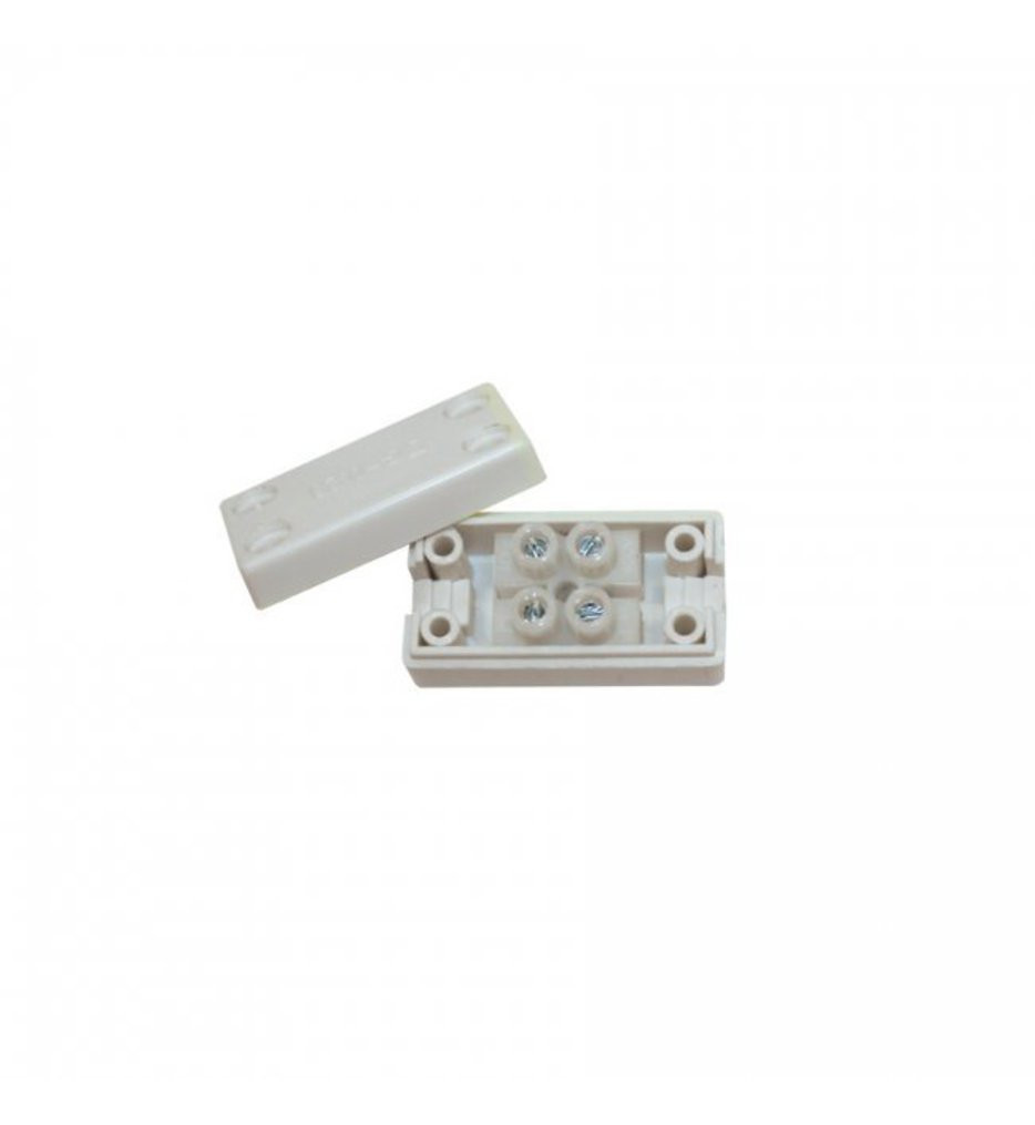WAC Lighting - LED-T-B - Low Voltage Wiring Box for InvisiLED 24V Tape Light