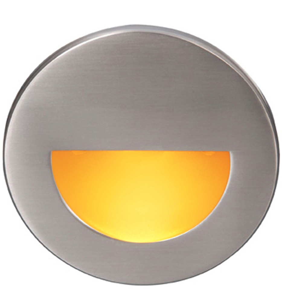 WAC Lighting - LEDme Round Outdoor Step and Wall Light