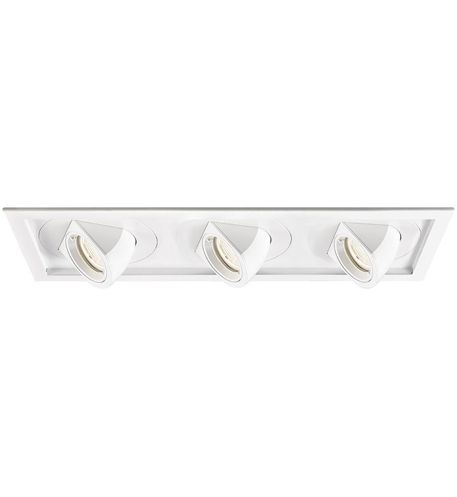 WAC Lighting - MT-5LD325H-NA - Housing For 3 Light Tesla LED Multiple Spot