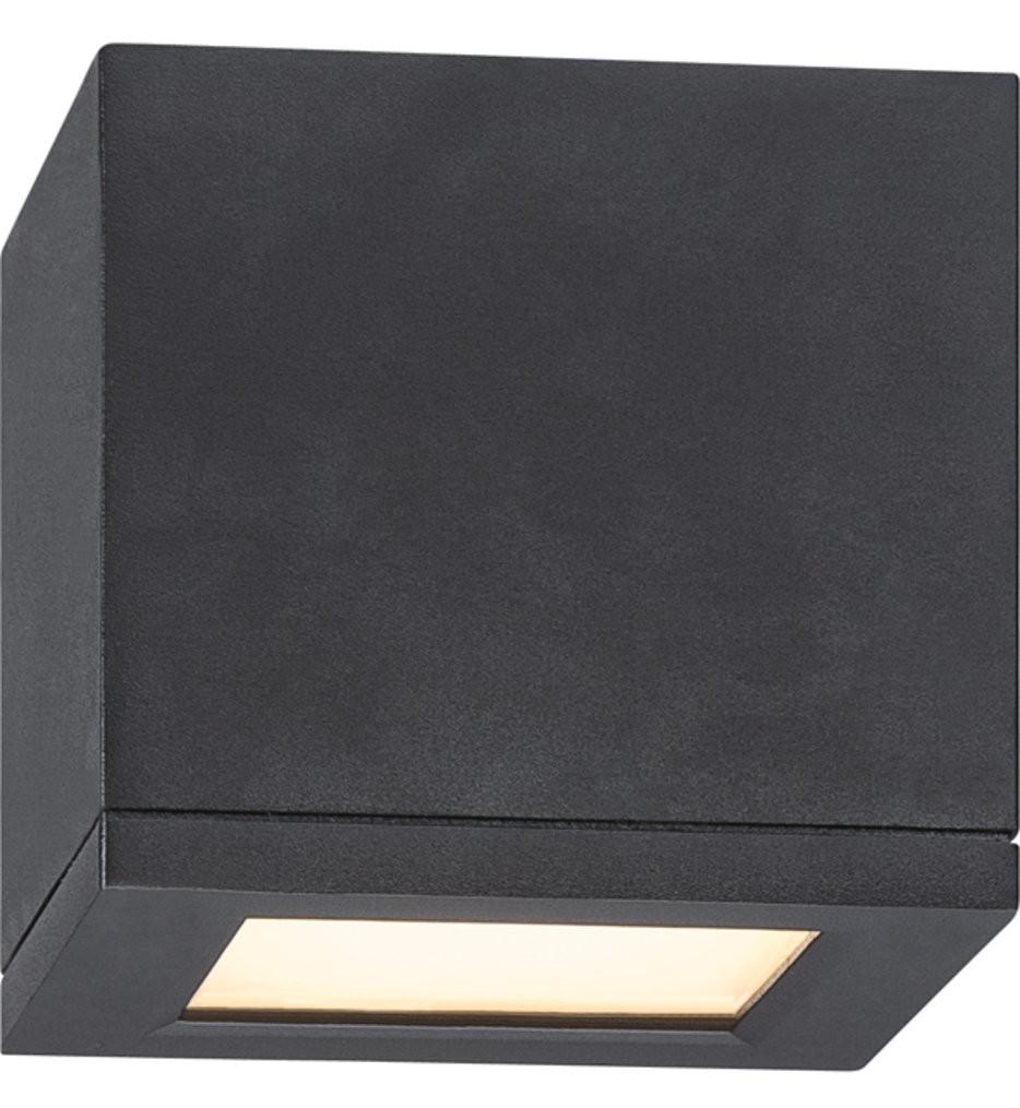 WAC Lighting - Rubix Energy Star LED Outdoor Flush Mount