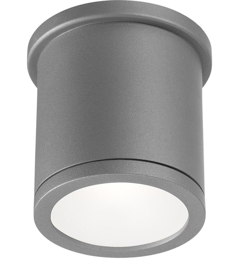 WAC Lighting - Tube Energy Star LED Outdoor Flush Mount