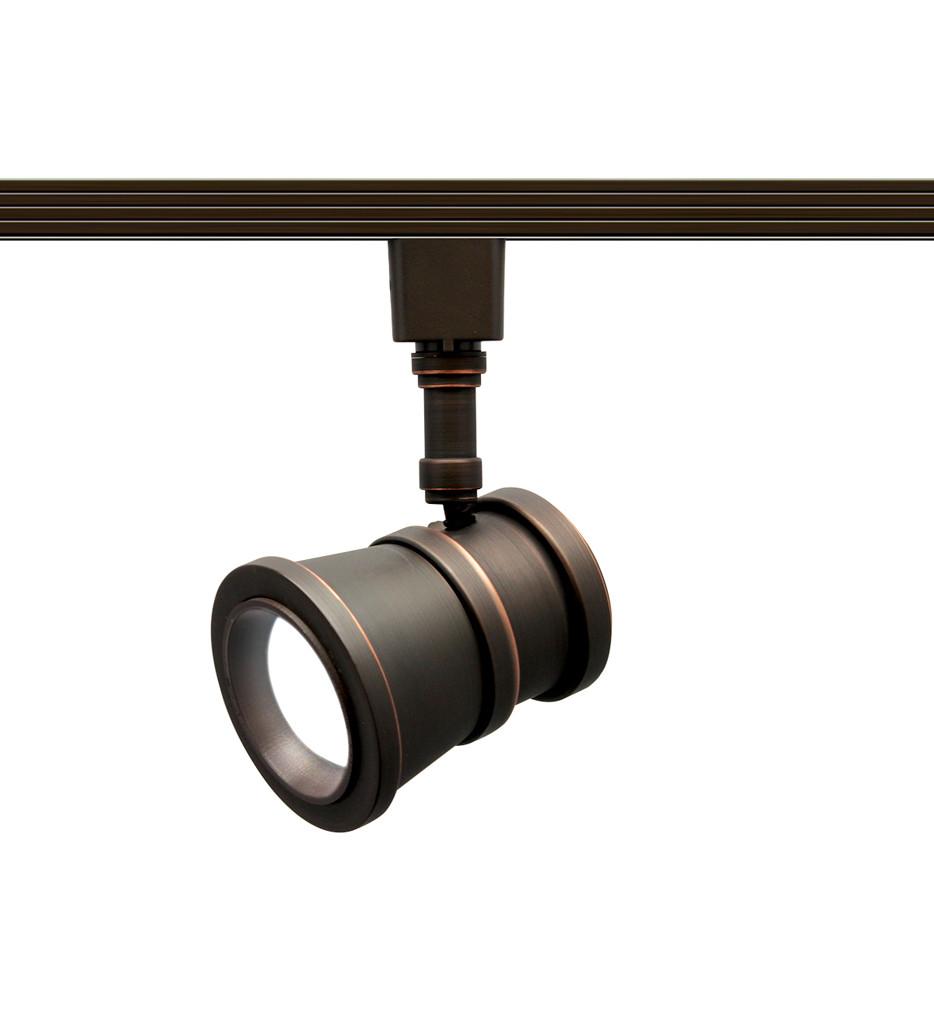 WAC Lighting - Summit 208 AC LED 15 Watt Adjustable Beamshift Track Head