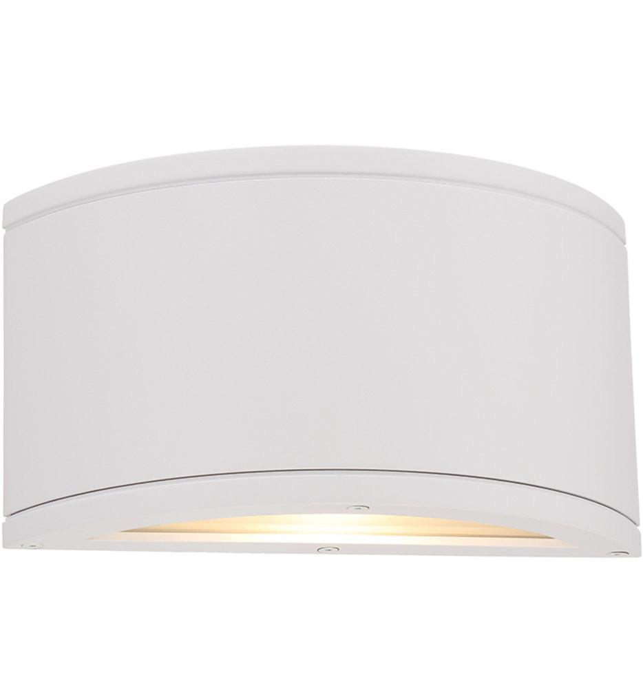 WAC Lighting - Tube Energy Star LED Half Cylinder Wall Light