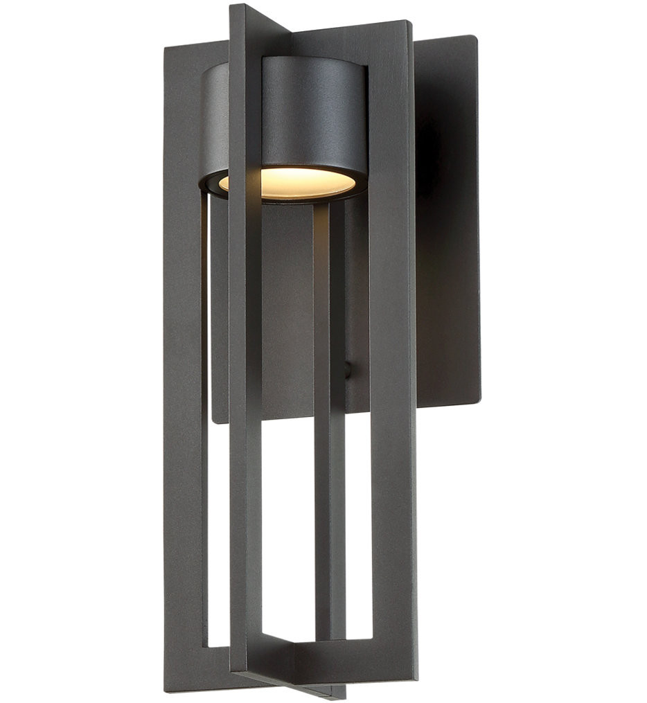 dweLED - Chamber Outdoor Wall Light