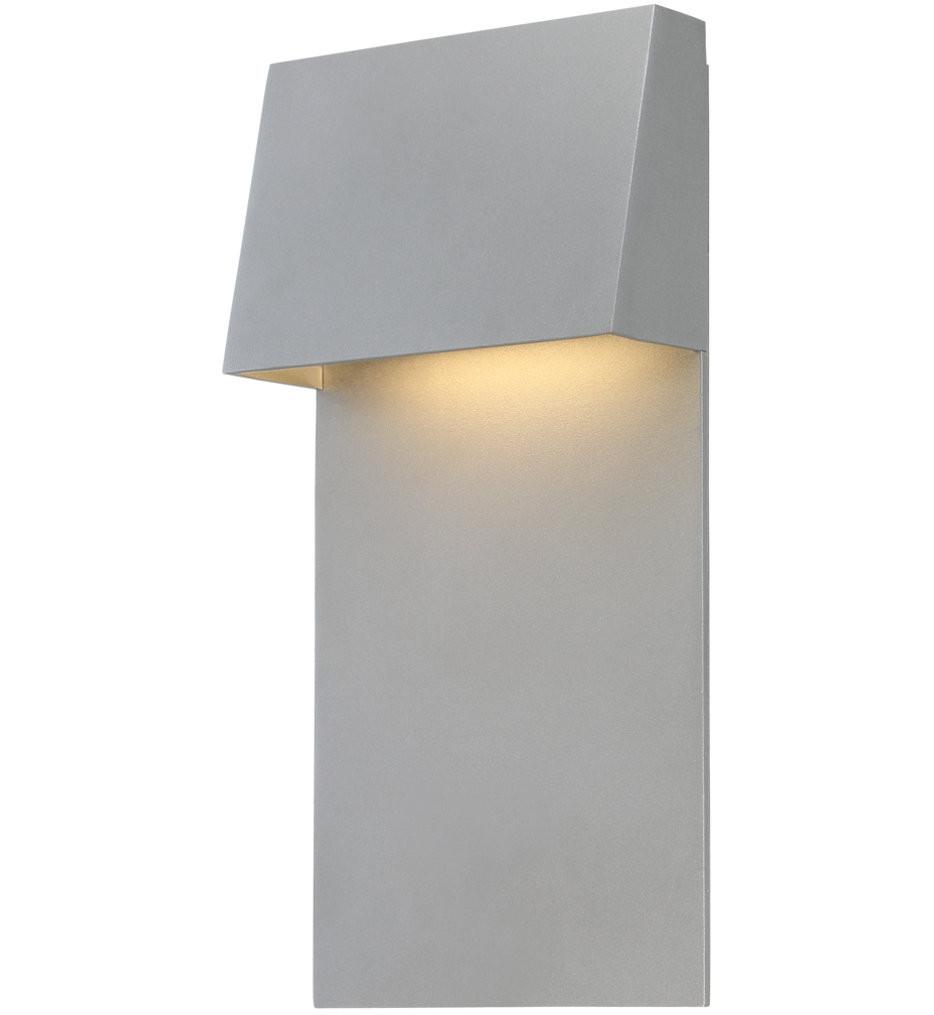 dweLED - Zealous Outdoor Wall Light
