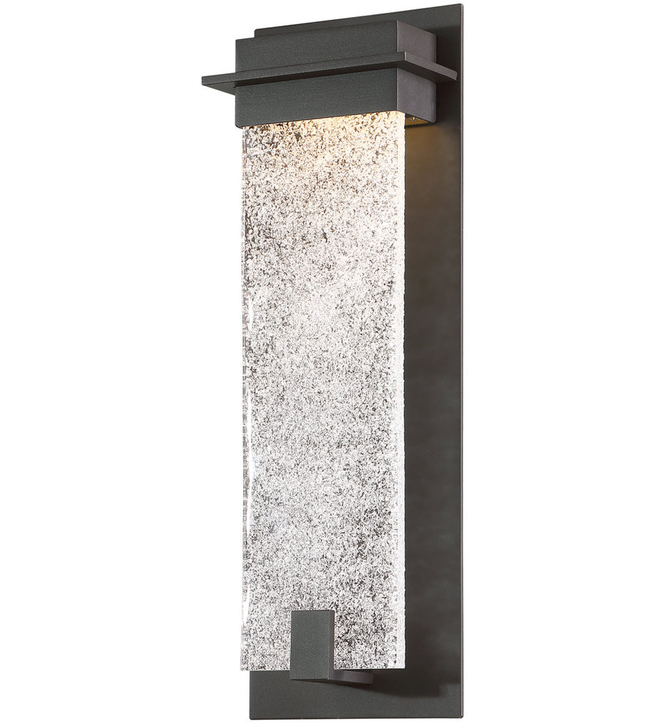 dweLED - Spa Bronze Outdoor Wall Light