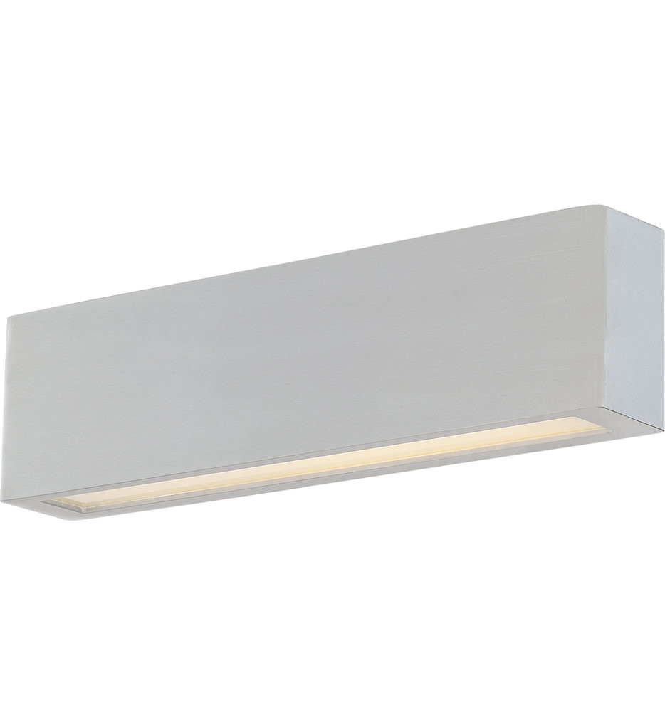dweLED - Verve Outdoor Wall Light