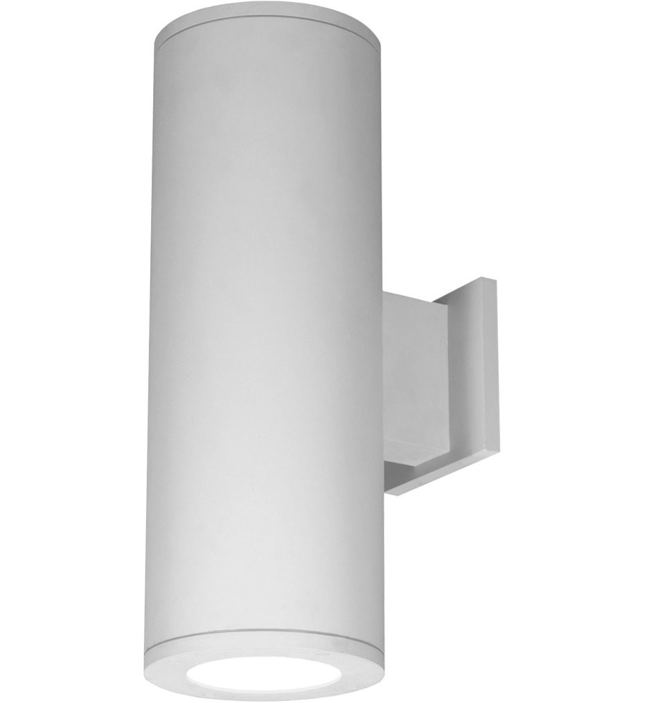 WAC Lighting - Tube Architectural Dual Outdoor Wall Sconce