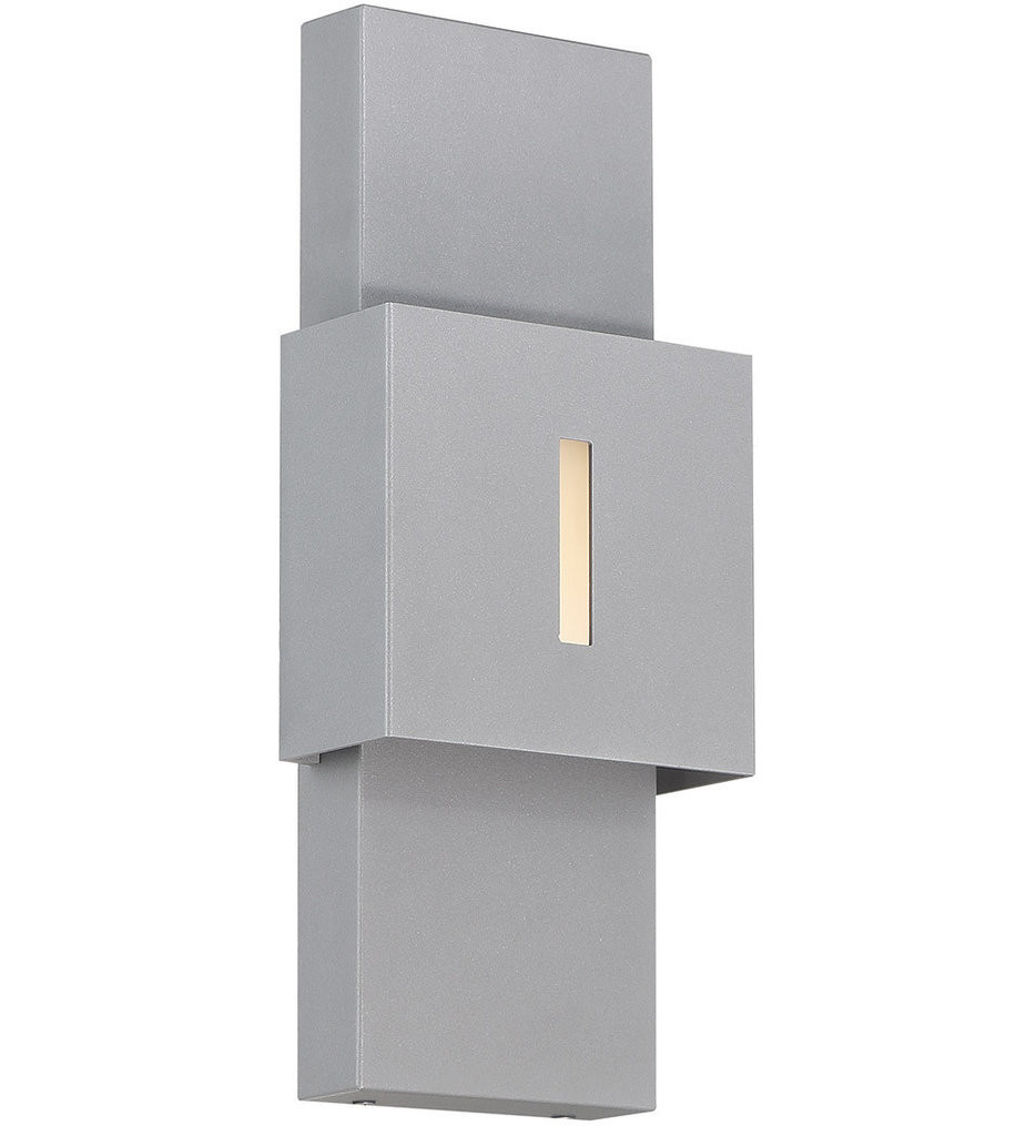 dweLED - Passage 14 Inch Outdoor Wall Light