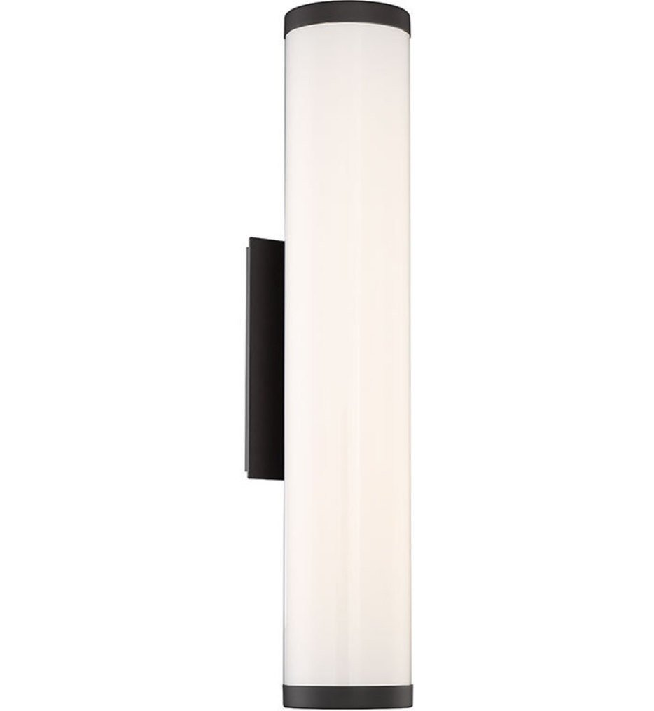 dweLED - Cylo 24 Inch Outdoor Wall Light