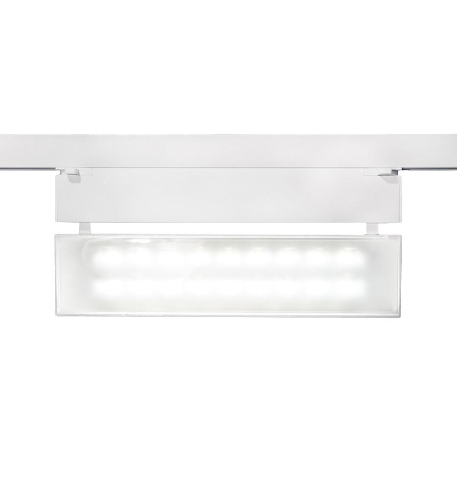 WAC Lighting - 43 Watt LED Wall Wash Track Head