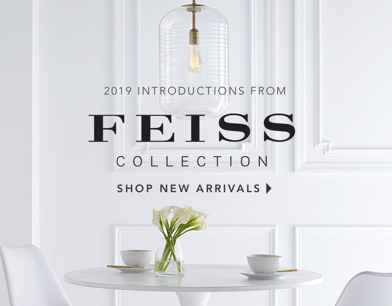 Feiss New Arrivals