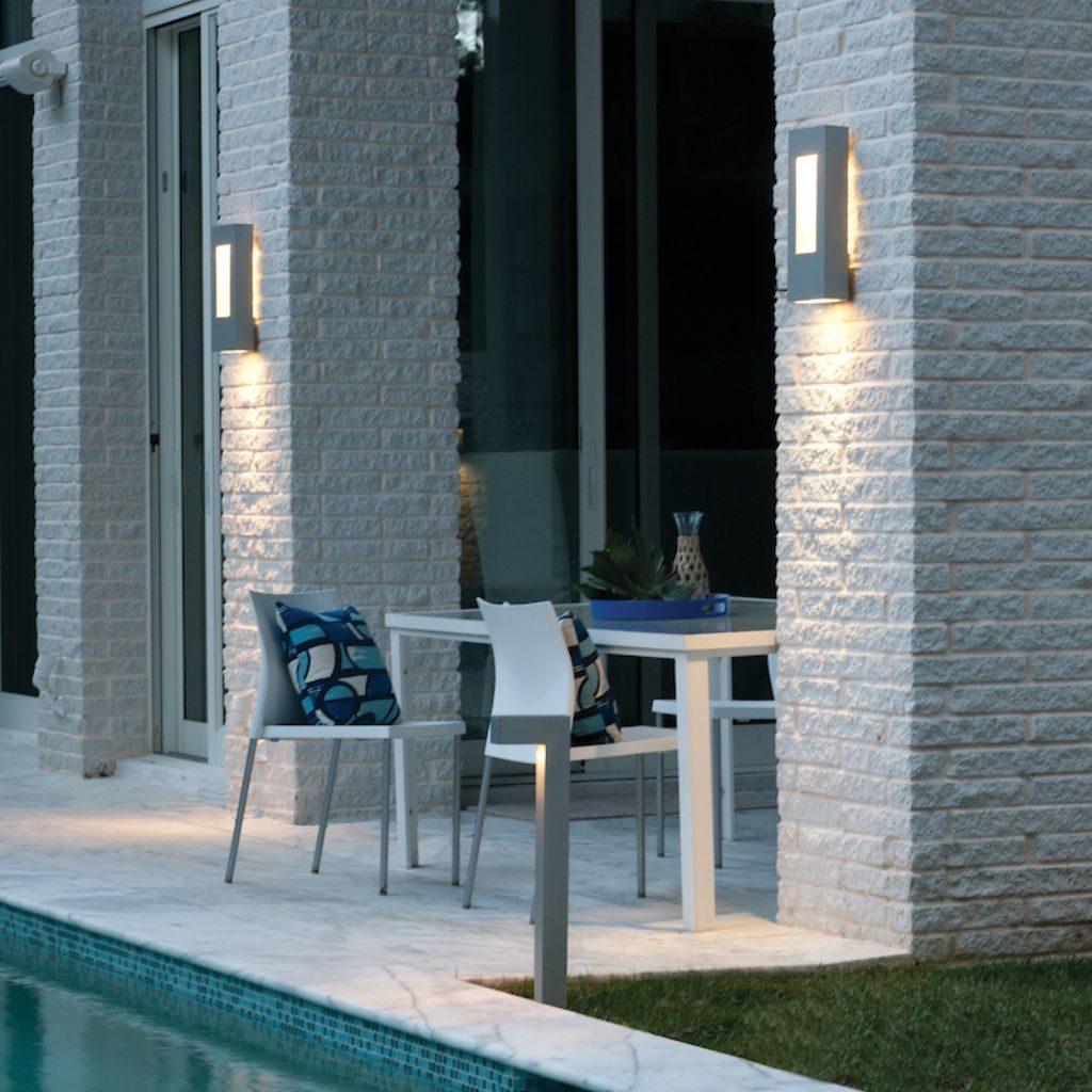 New Outdoor Lighting